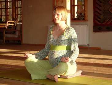 joga dla ciezarnych